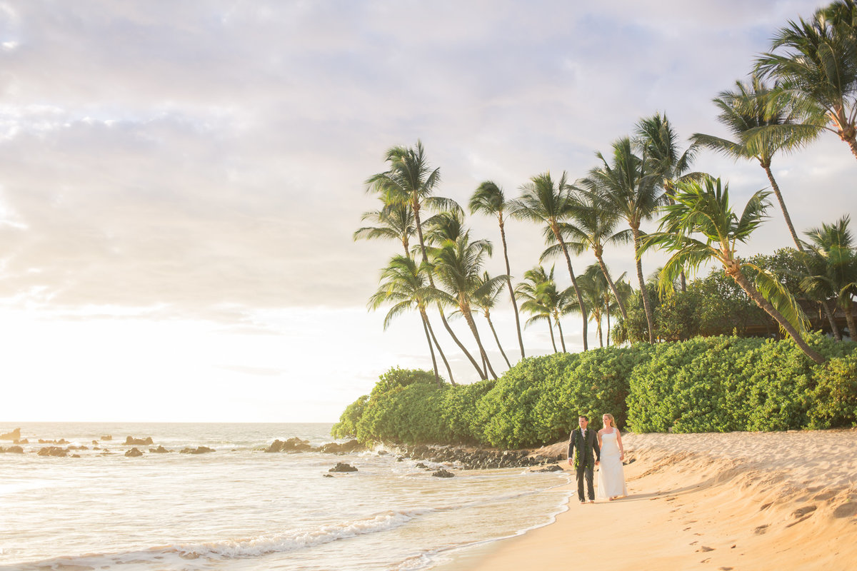 Maui's best wedding photographers