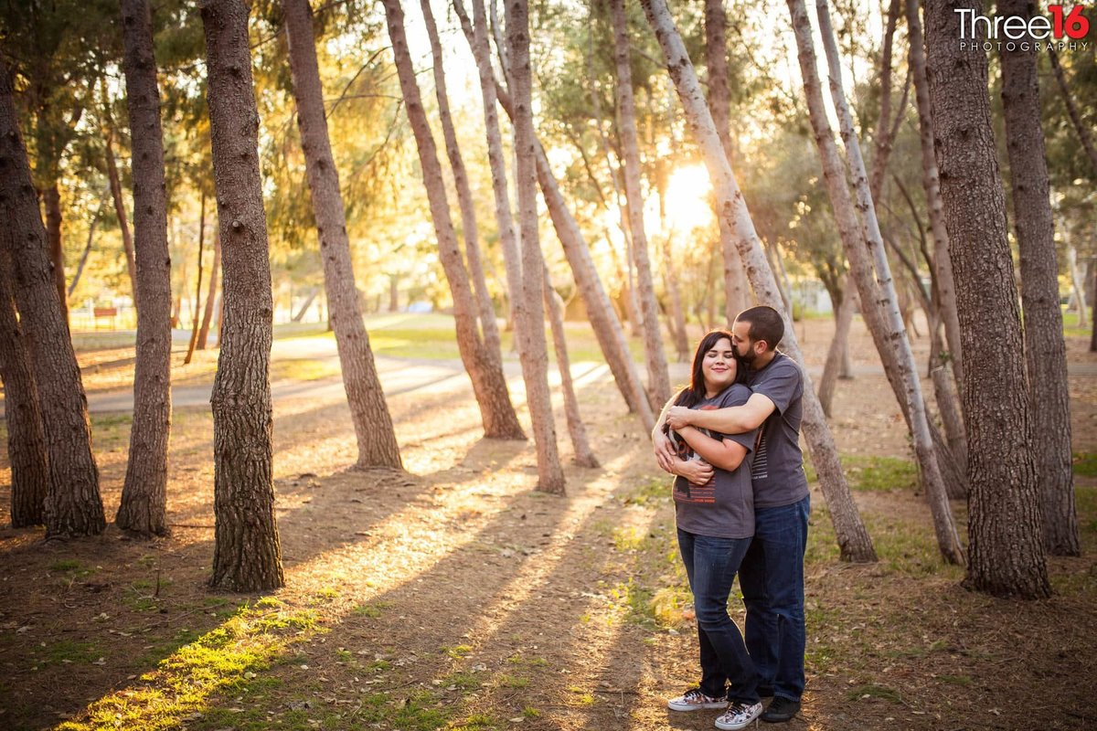 Yorba Regional Park Engagement Photos Anaheim Orange County Wedding Professional Photography Nature Park
