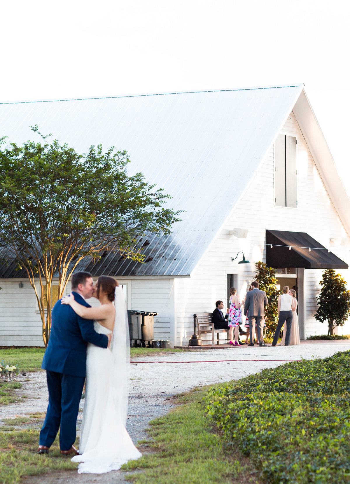 Mimosa Barn Eastern Shore wedding photographer