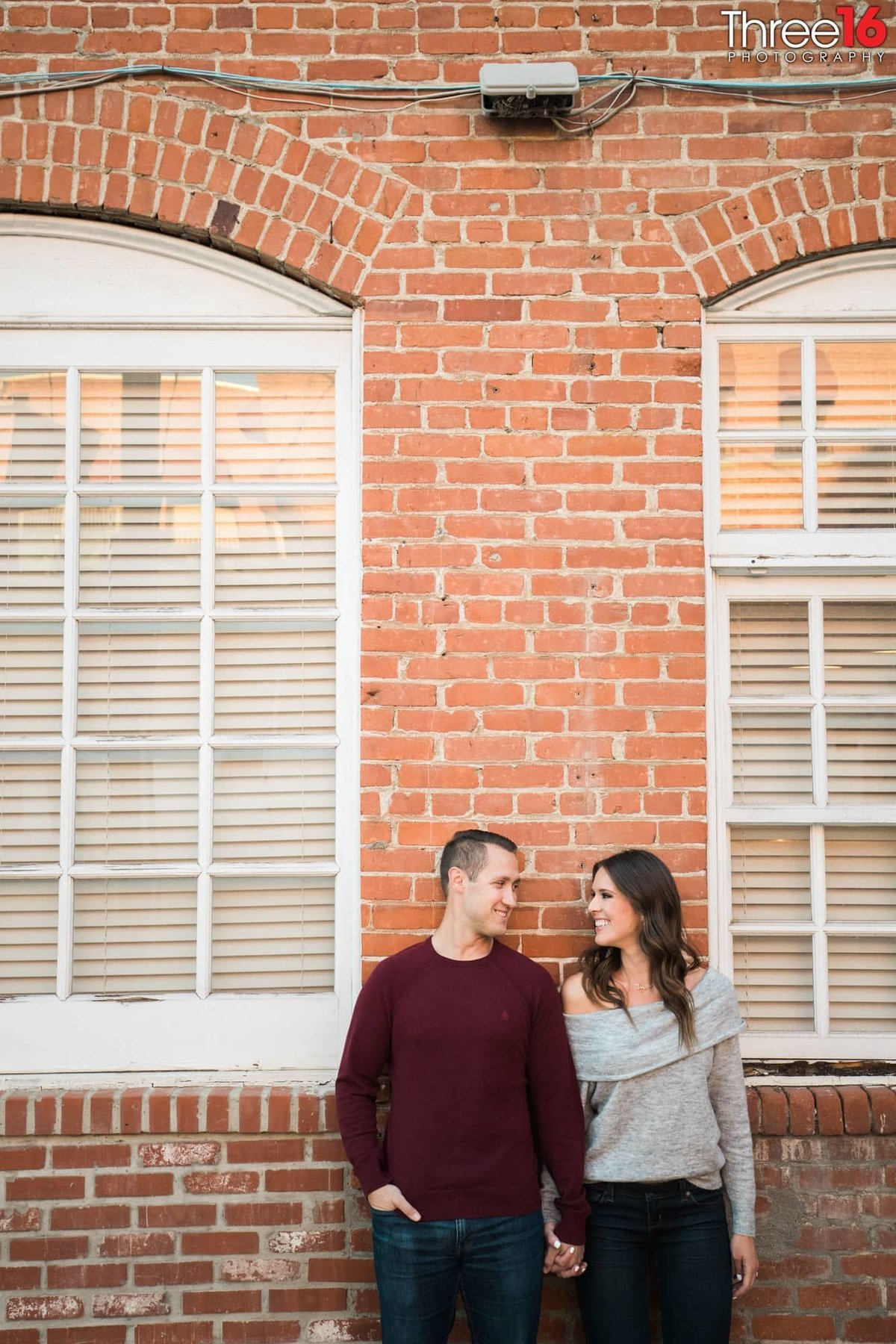 Old Towne Orange Engagement Photos Professional Photography