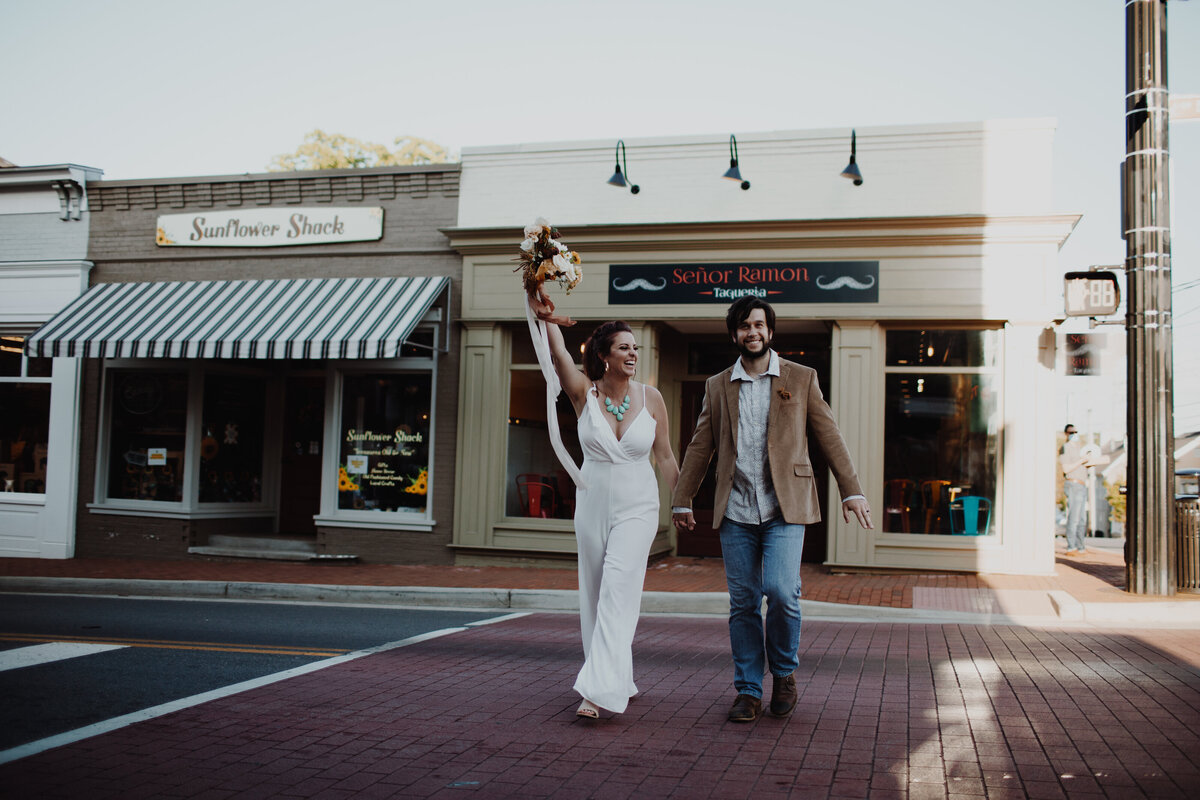 Weddings in Leesburg, Virginia