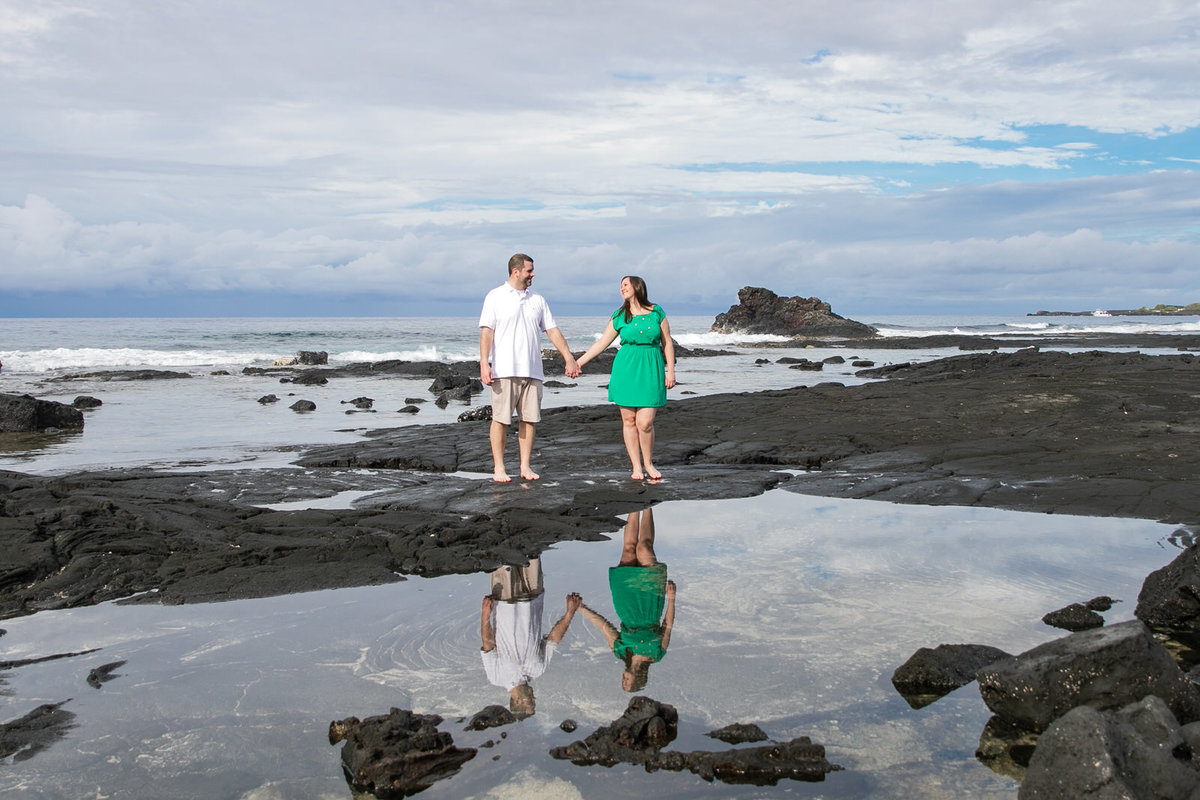 Kona Big Island Engagement Photographer (28)