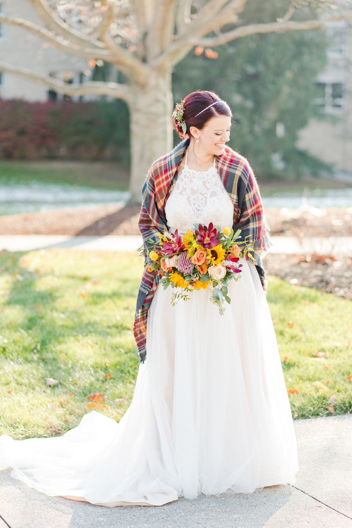 Urban Artifact Brewery Colorful Fall Wedding-101