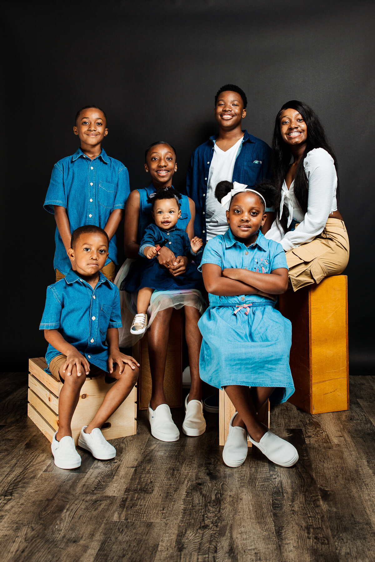 Black Familly Photos (106 of 148)