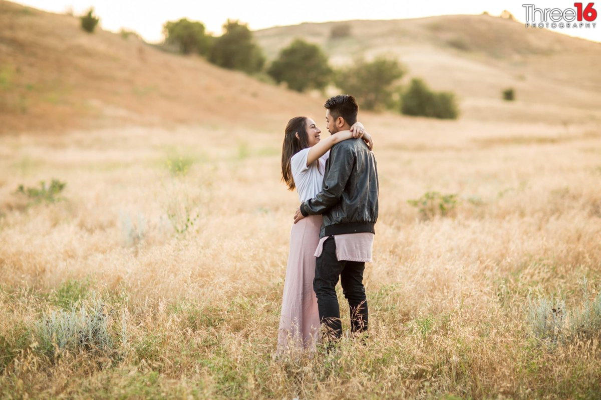 Thomas F. Riley WIlderness Park Engagement Trabuco Canyon Professional Wedding Photographer