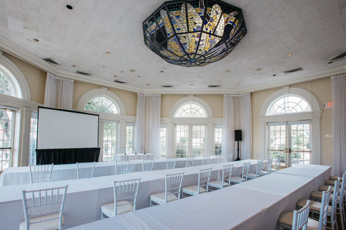 Imagine your next corporate meeting at an elegant, Victorian style estate.