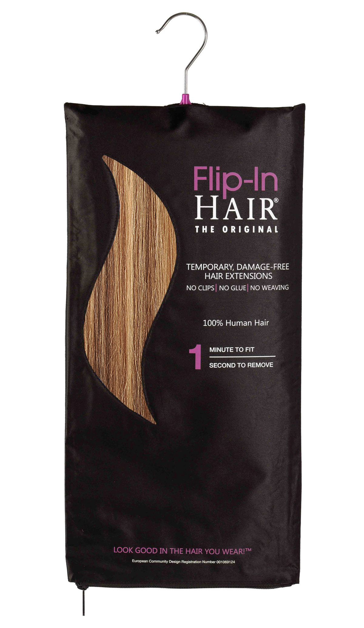 Flip-In Hair Original 6-27