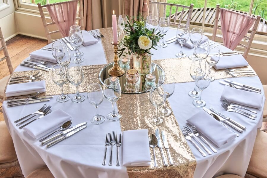 Dusky pink and gold wedding Prestwold Hall sm(7)