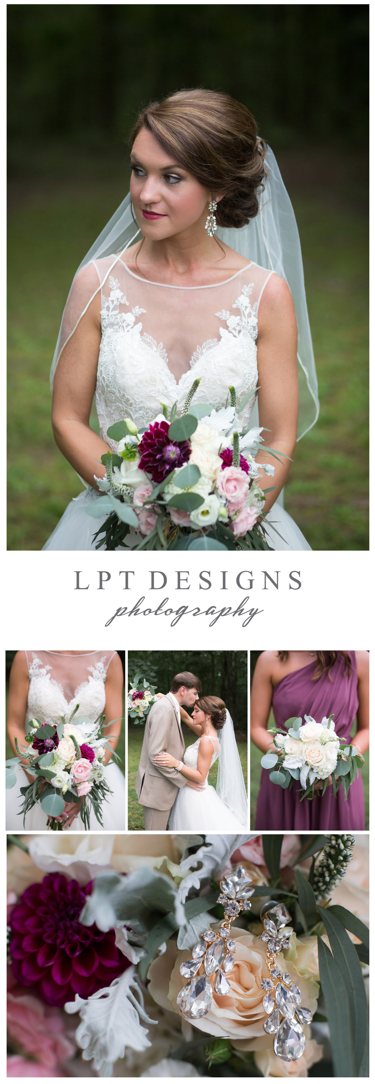 LPT Designs Photography Lydia Thrift Gadsden Alabama Fine Art Wedding Photographer LL2
