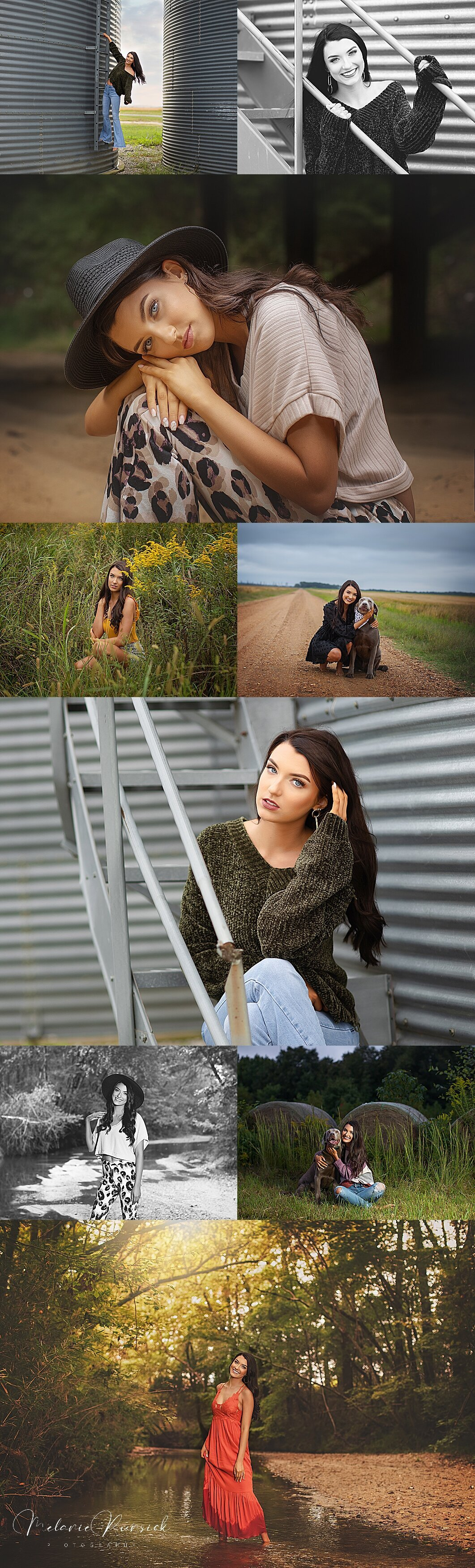 Melanie Runsick Photography Jonesboro Arkansas Senior Photographer_0469
