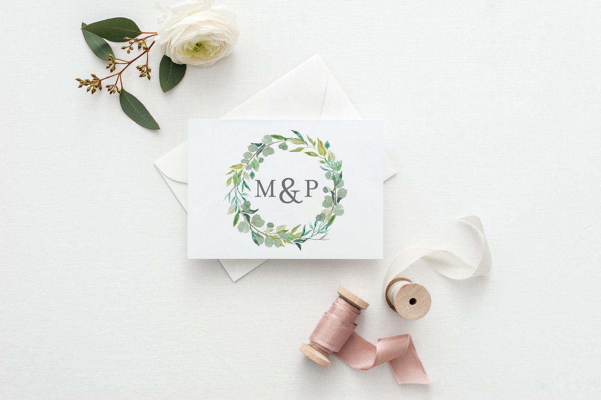Etsy initials thank you listing photo