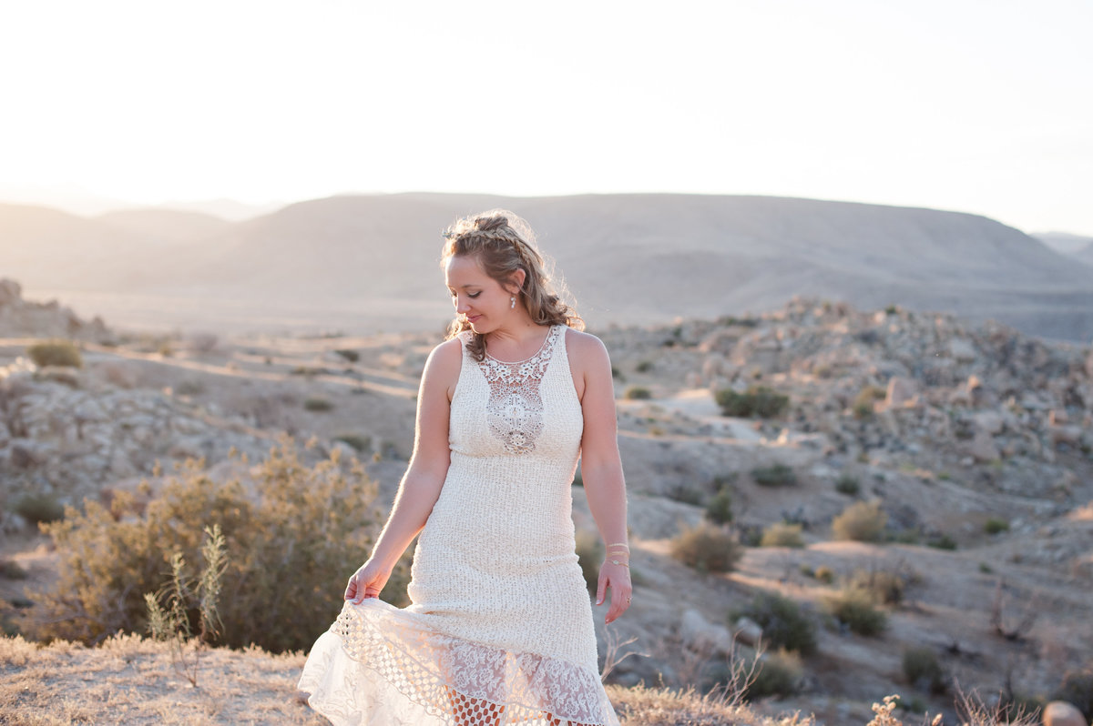 Destination Wedding Photography Joshua Tree Wedding Photography Le Haut Desert Aerie088