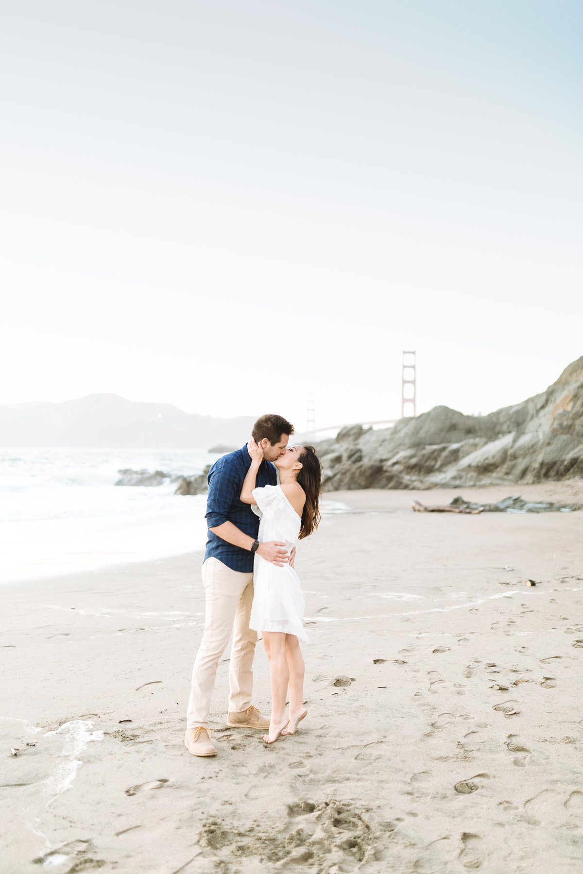san francisco wedding photography | christine and josh engagement portraits-3