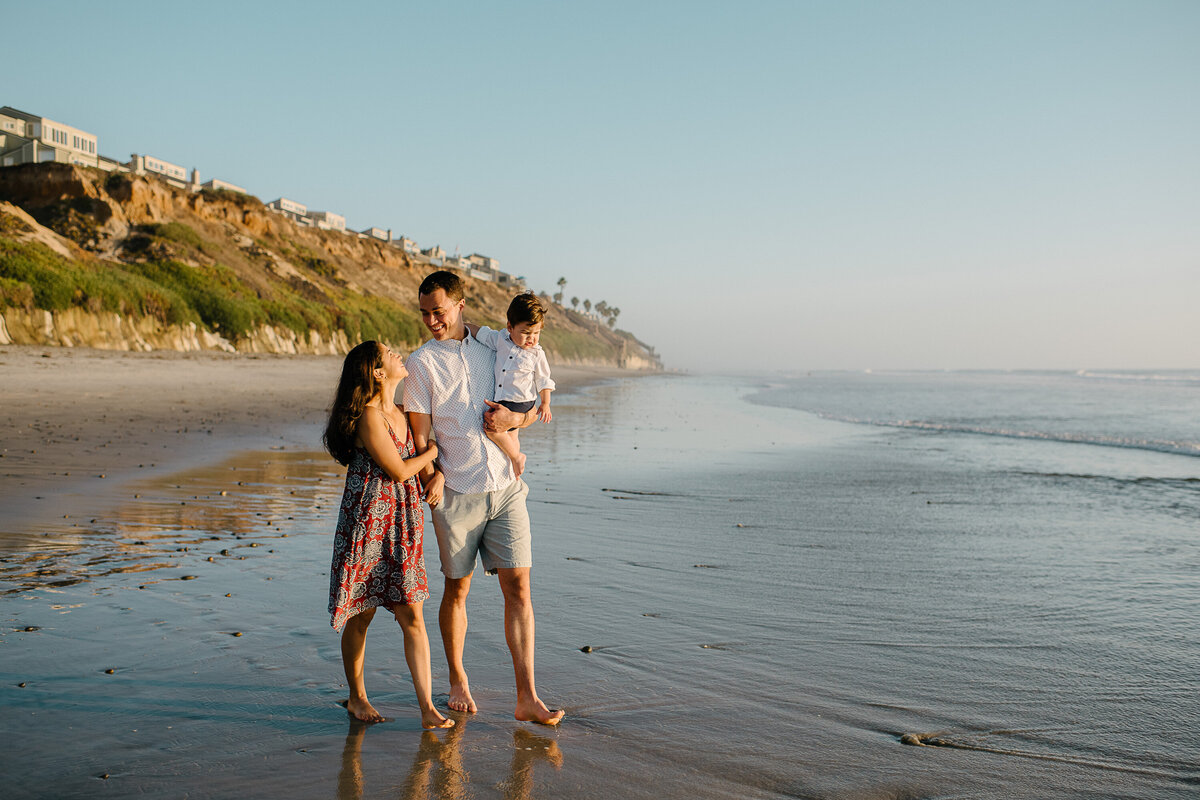 Carlsbad Family Photographer-Ponto Beach Golden hour-54