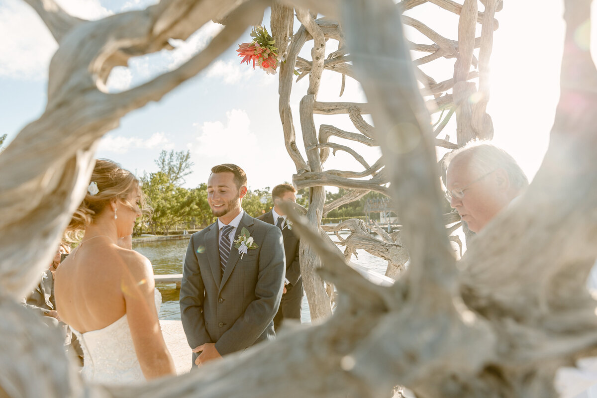 Wedding in Key Largo, Florida 50
