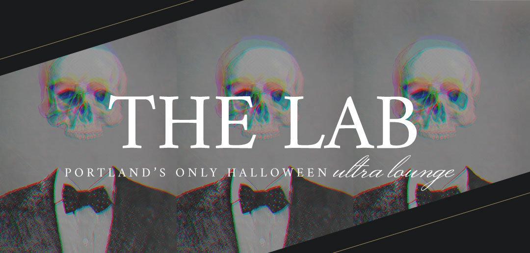 Portland Halloween Events 2020.The Lab Portland Halloween Party