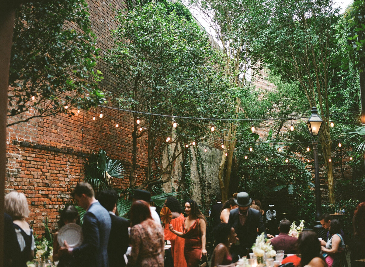 Michelle Norwood Events | NOLA Weddings + Destination Weddings Worldwide - New Orleans Wedding - Bridgette Saul - Featured in Vogue Weddings