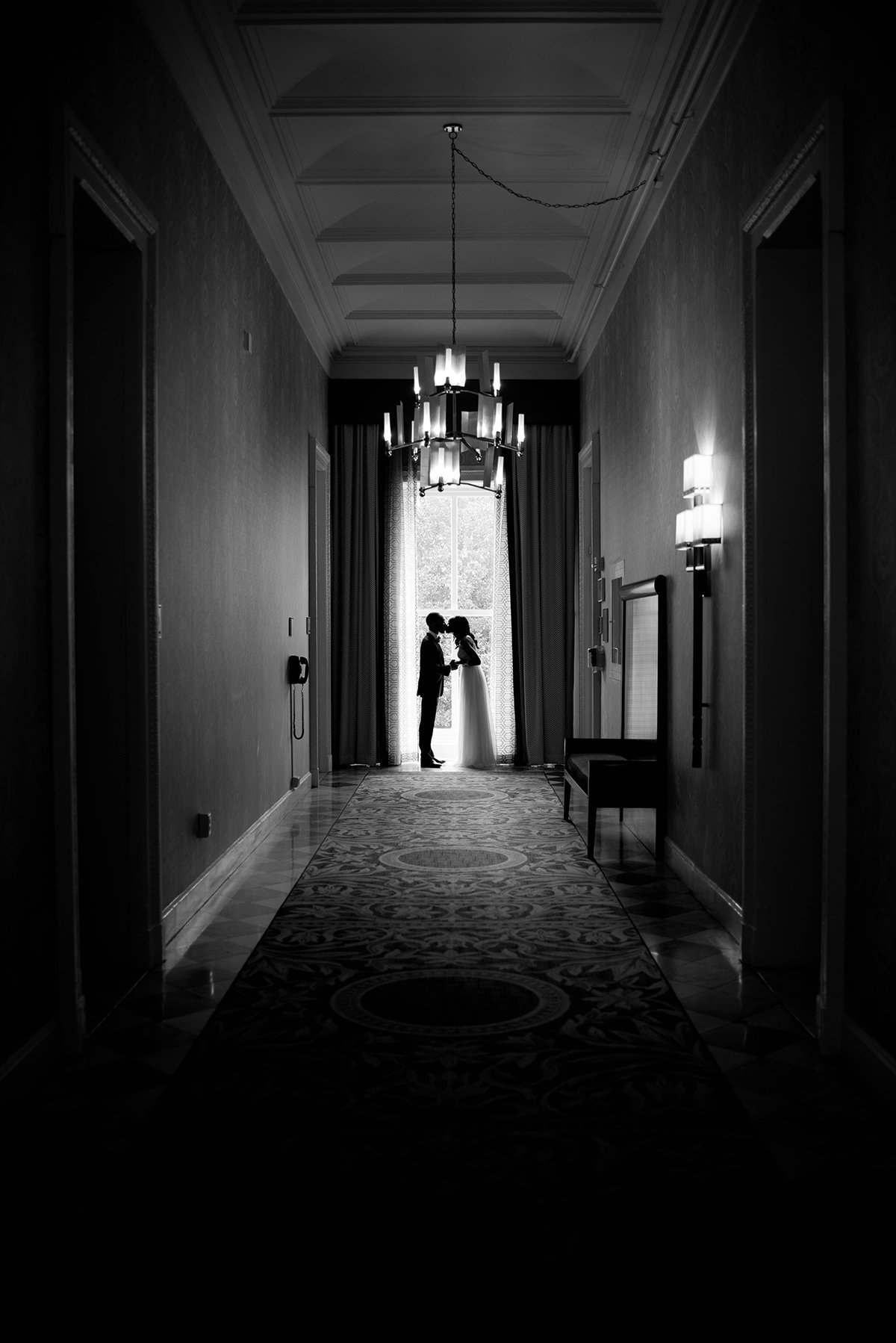 Hotel Monaco Wedding by Washington Dc Wedding Photographer, Erin Tetterton PHotography