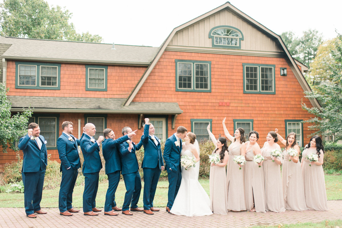 Shawnee Inn Wedding