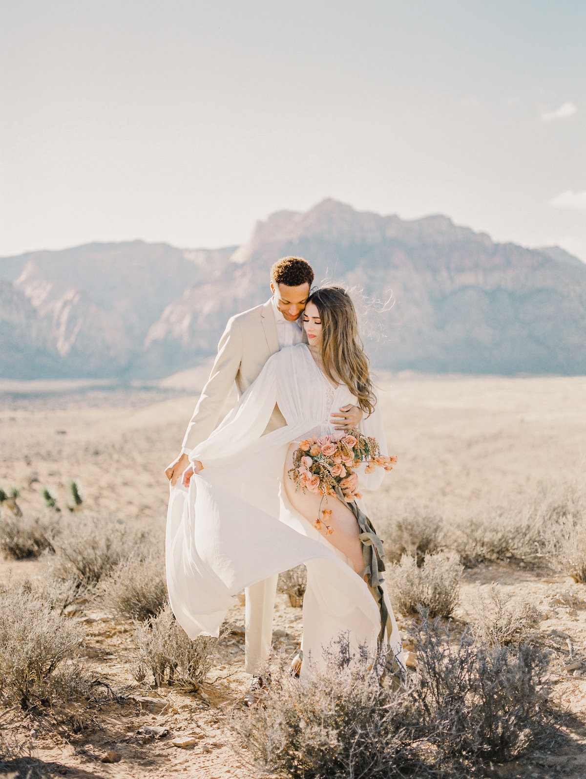 Babsie-Ly-Photography-Red-Rock-Canyon-Las-Vegas-Wedding-Elopement-Fine-Art-Film-domenica-domenica-robe-005