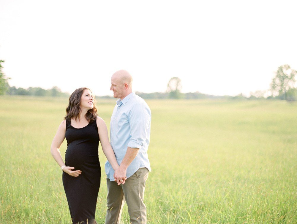 Rebekah Emily Photography Northern Virginia Photographer Film Maternity Session_0002