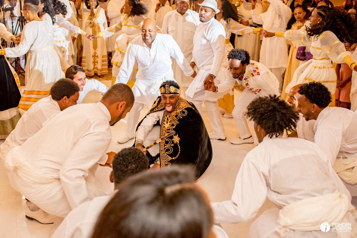Traditional Eritrean Wedding Dallas-1