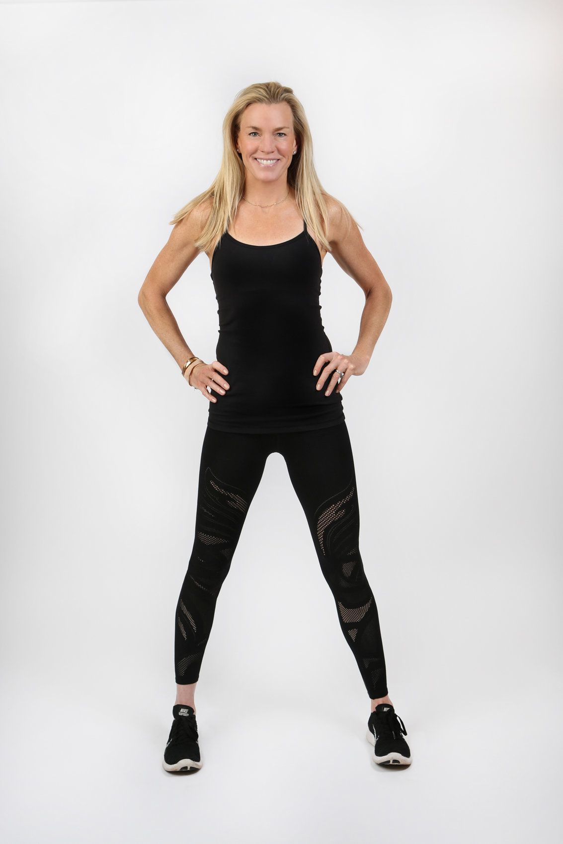 In Studio Fitness Photos at Lisa DeNeffe Photography
