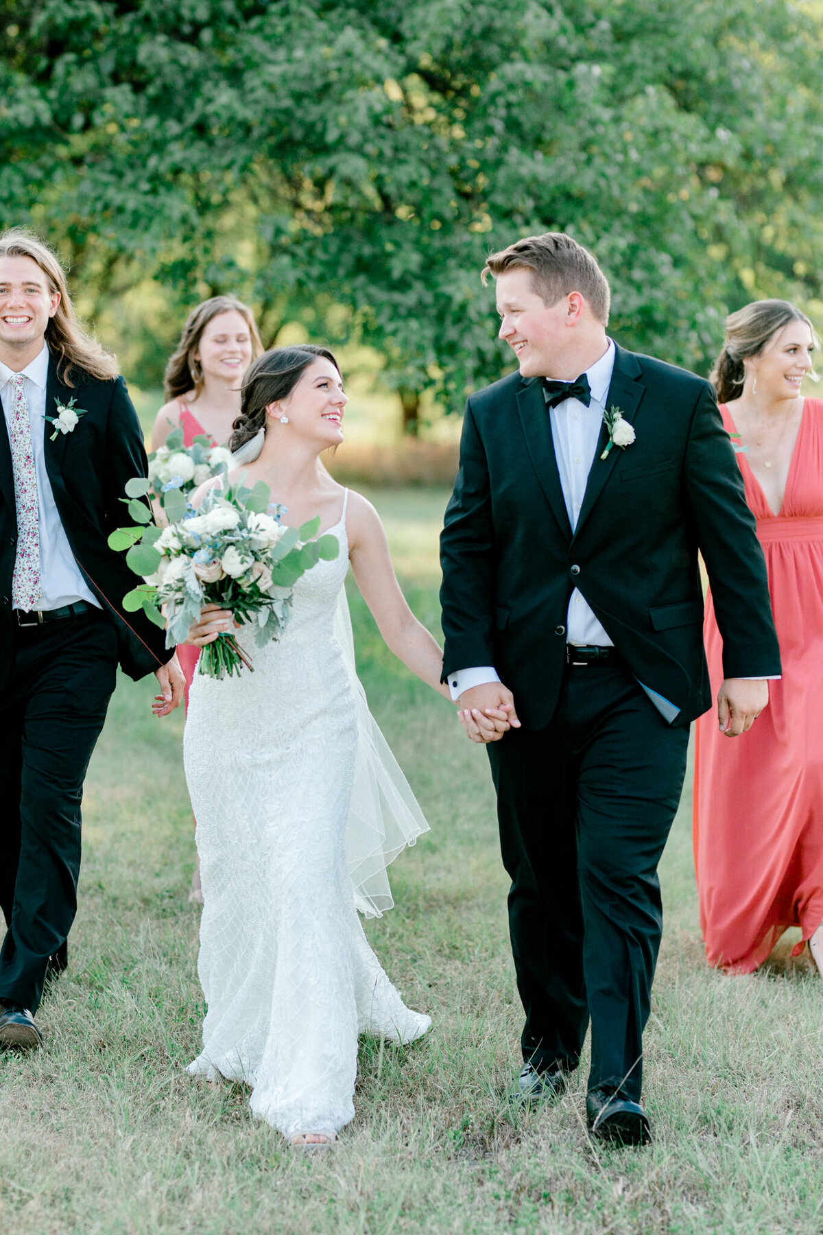 Anna & Billy's Wedding at The Nest at Ruth Farms | Dallas Wedding Photographer | Sami Kathryn Photography-158