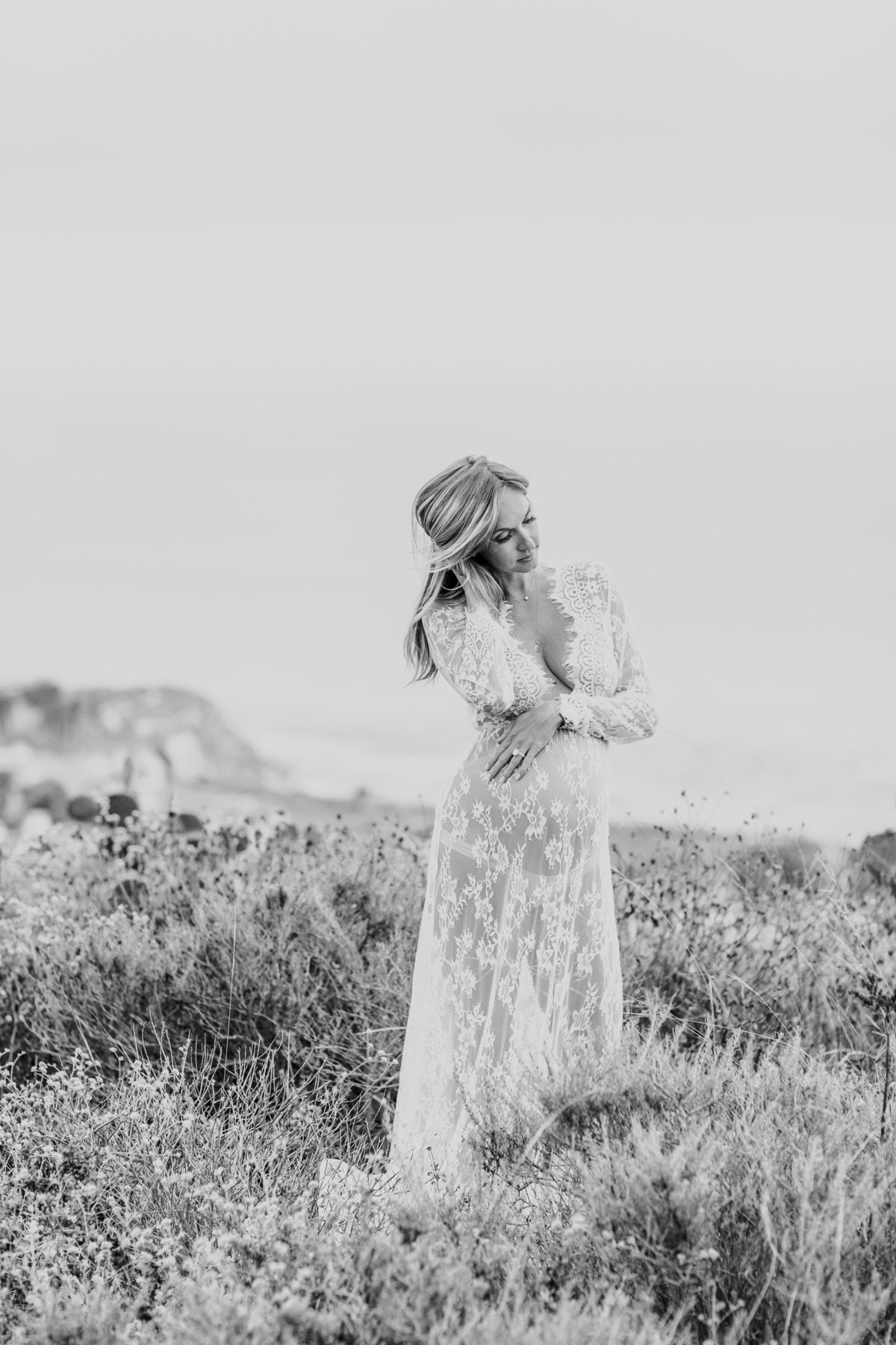 Southern California Coastline Maternity Session_Valorie Darling Photography-6533