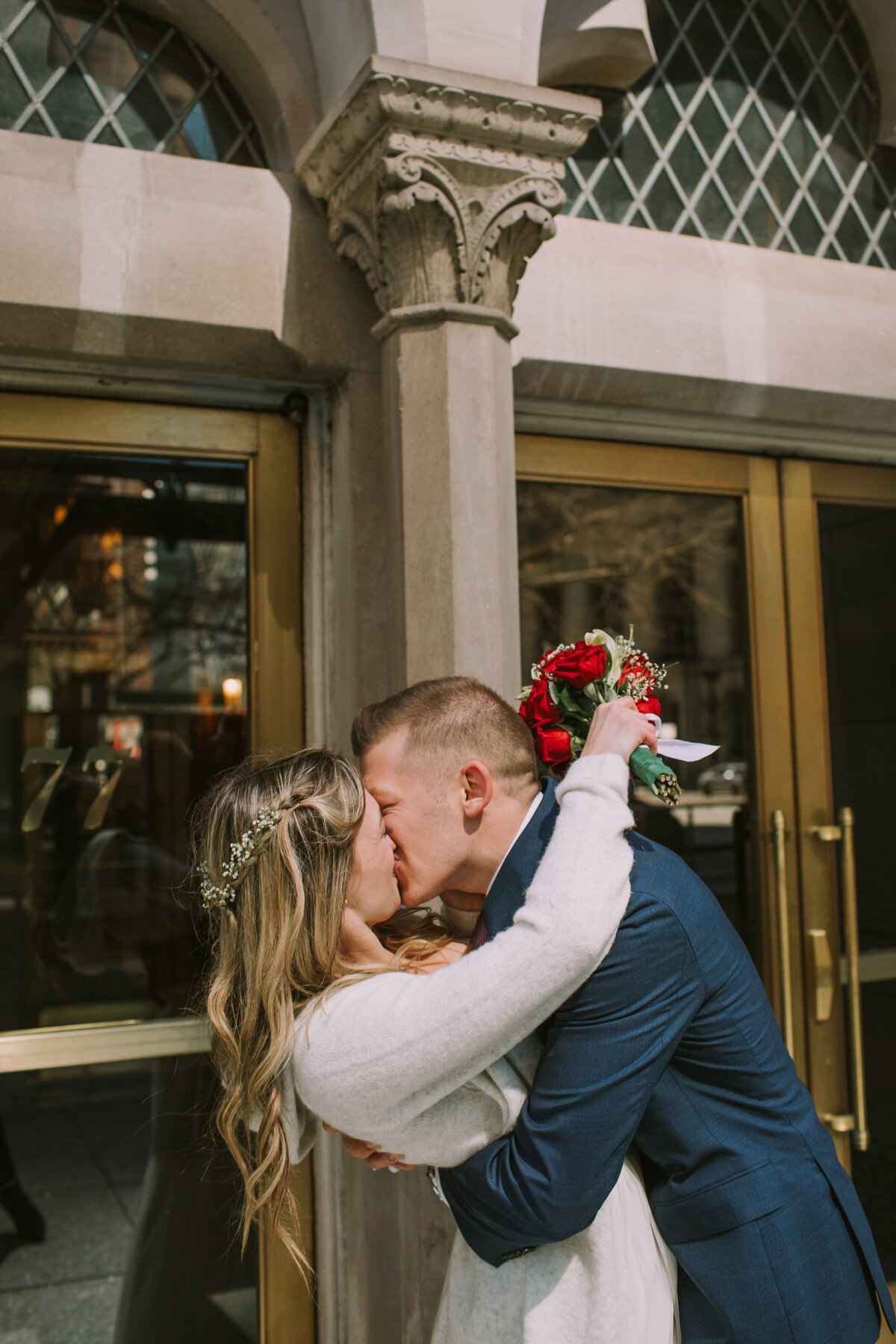 Emma  Vukasin Courthouse Wedding in Chicago March 2019 (283)