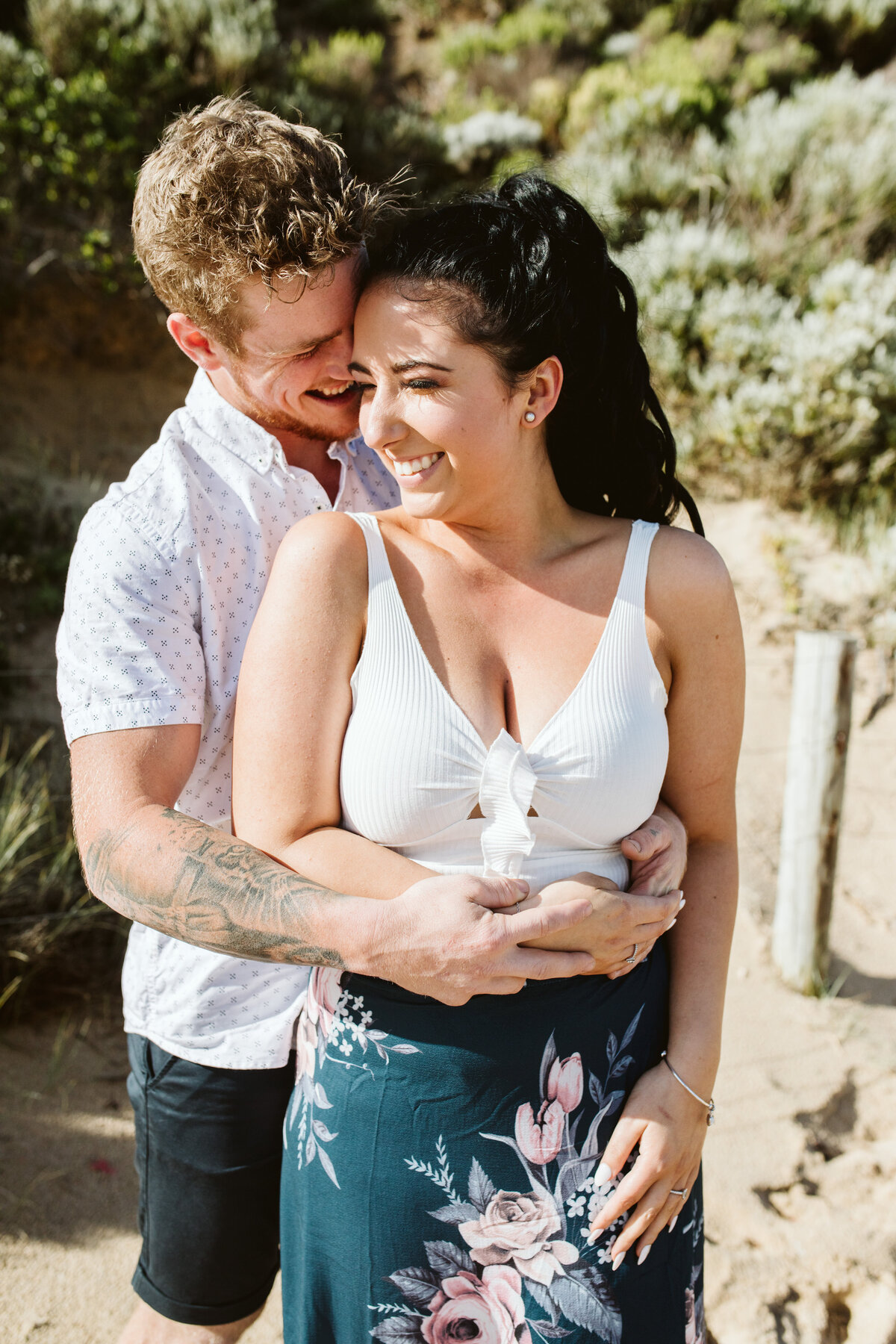 Belle_Martin_Photography_Sorrento_Beach_Engagement-2