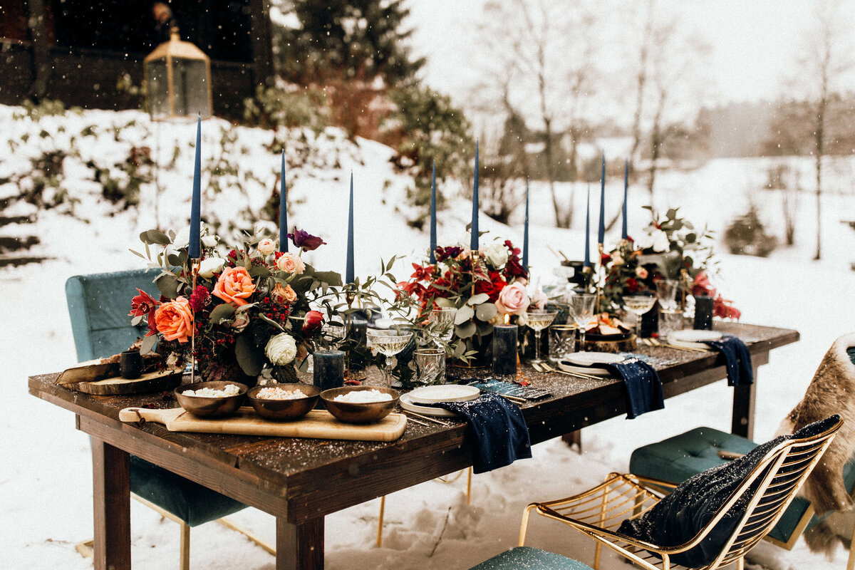 Styled Shoot - Winter Wonderland - Duitsland - 2019 3256