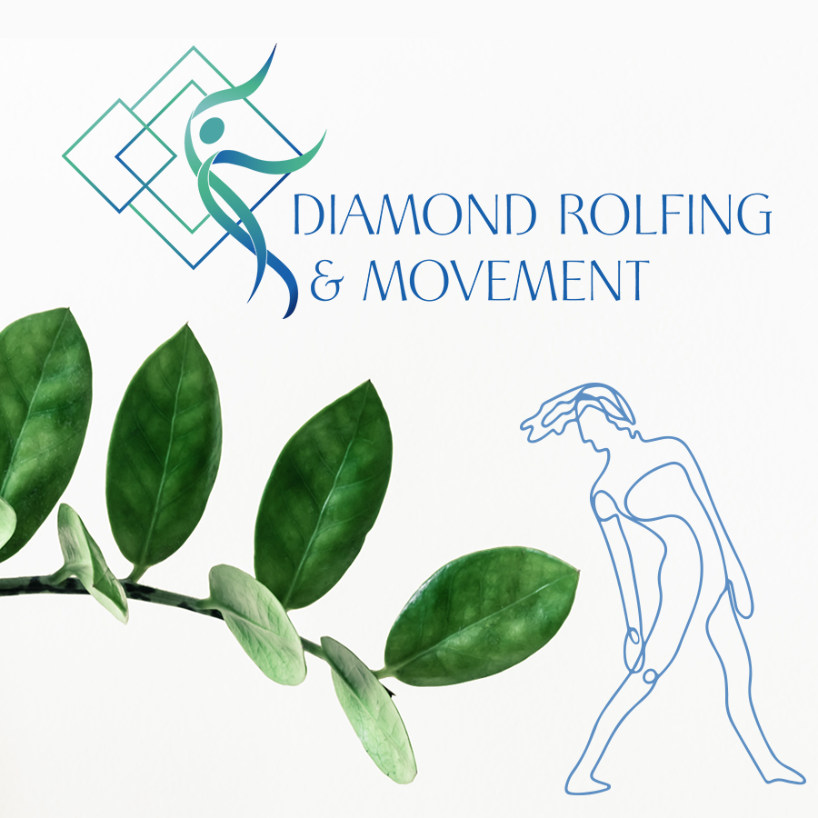 Diamond Rolfing_Logo and Branding R. Sotak Creative