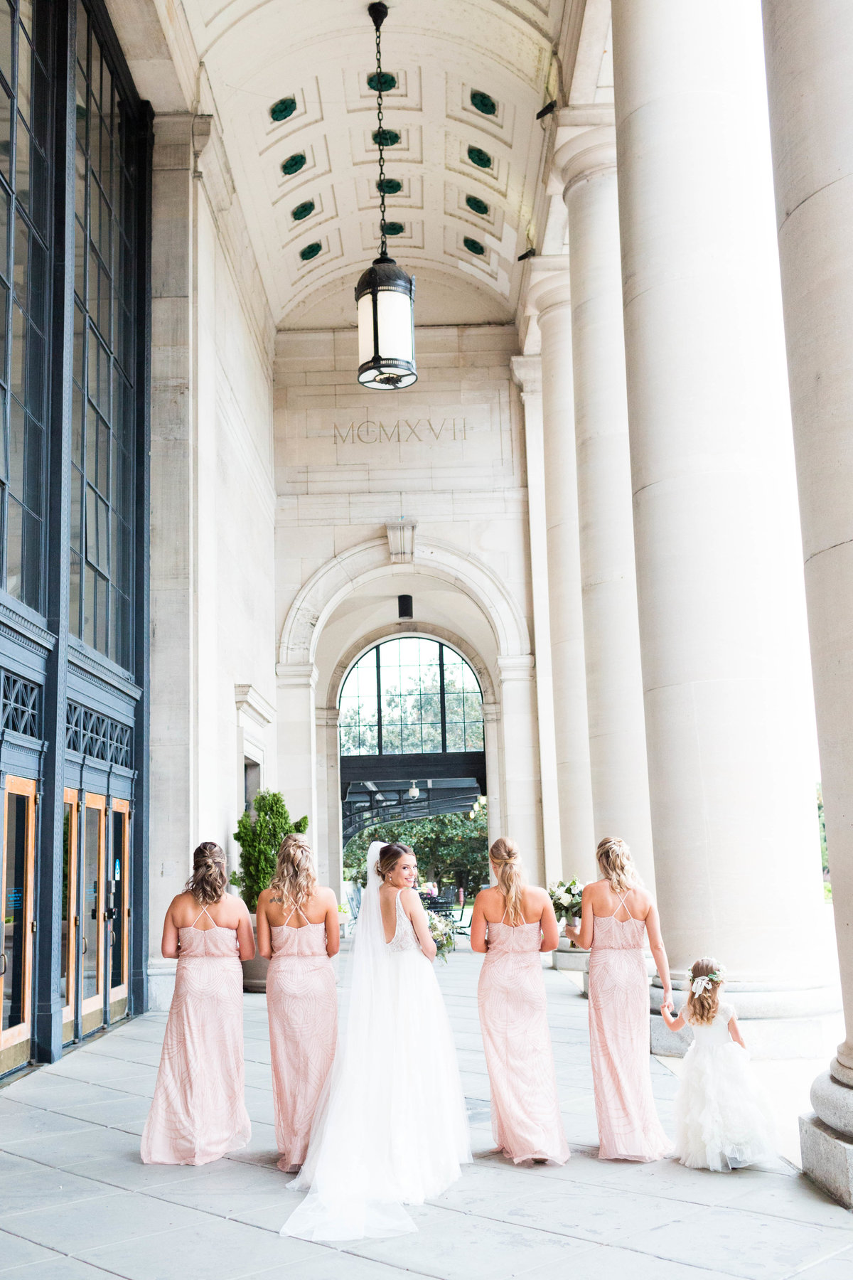 Richmond Science Museum of Virginia wedding