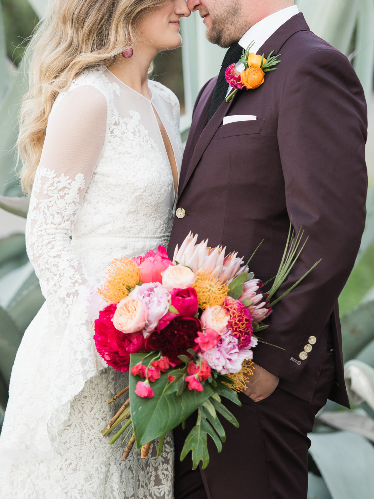 Courtney Hanson Photography - Vintage Tropical Wedding at The Belmont Hotel in Dallas-0656