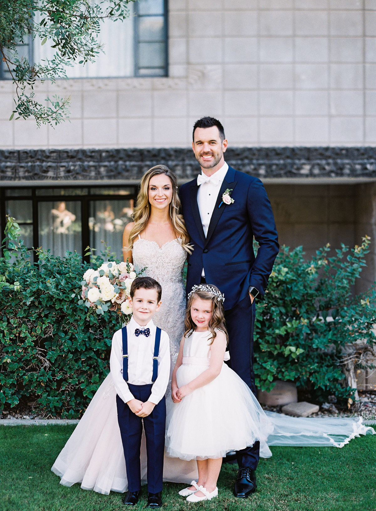 Arizona Biltmore Wedding - Mary Claire Photography-41