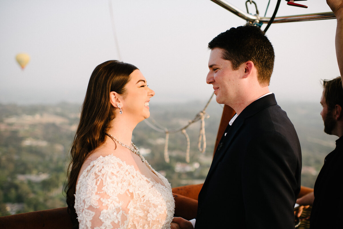 Hot Air Balloon Elopement Marie Monforte Photography-135