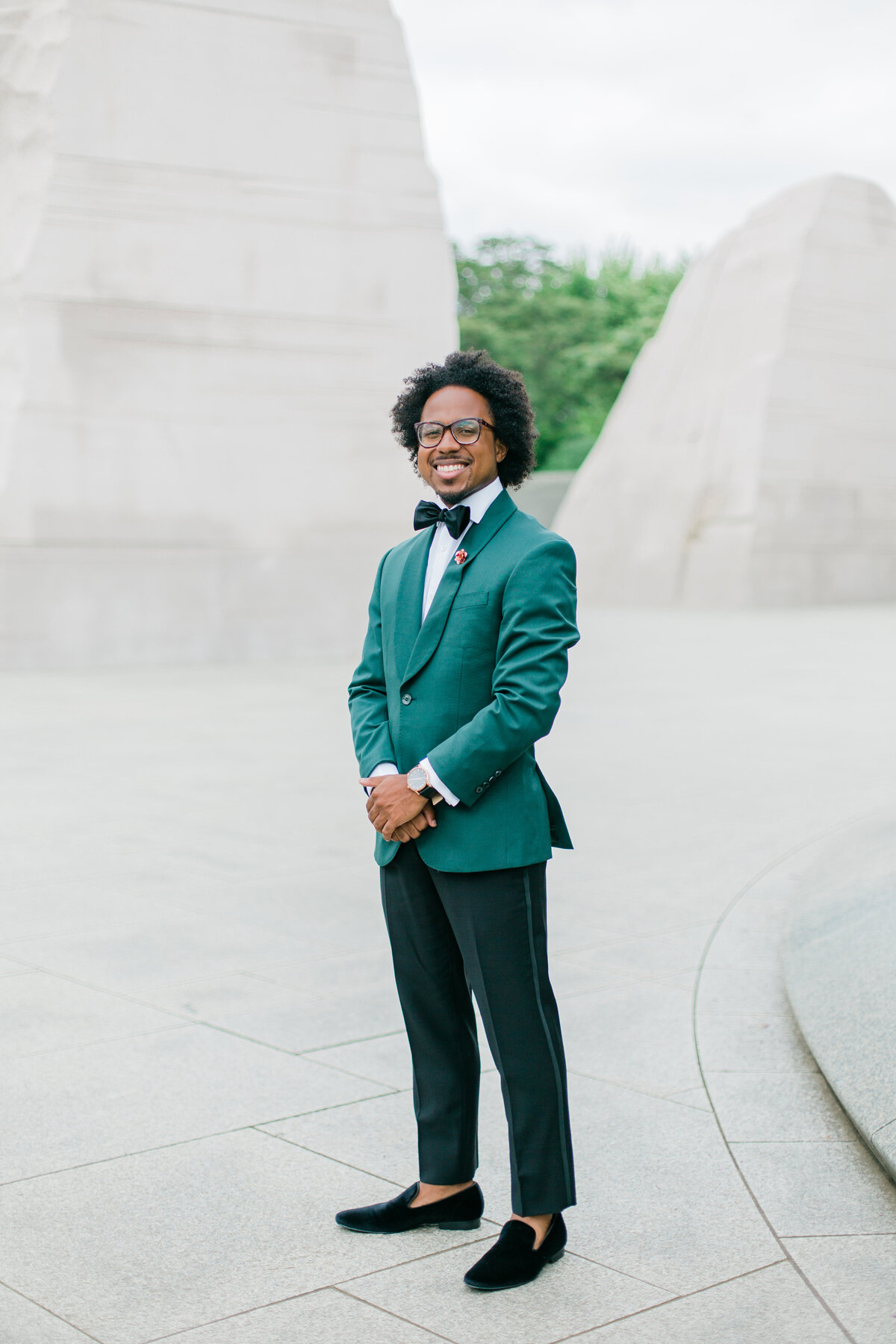 Solomon_Tkeyah_Micro_COVID_Wedding_Washington_DC_War_Memorial_MLK_Memorial_Linoln_Memorial_Angelika_Johns_Photography-8639