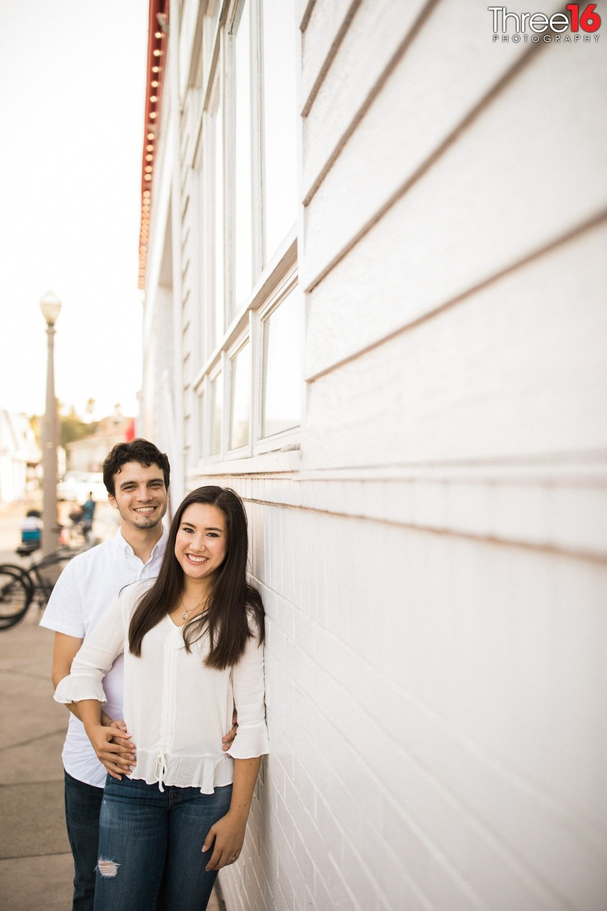 Balboa Fun Zone Engagement Photos Newport
