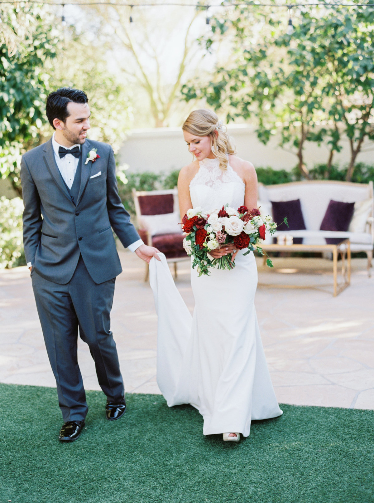 El Chorro Scottsdale Wedding - Mary Claire Photography-15
