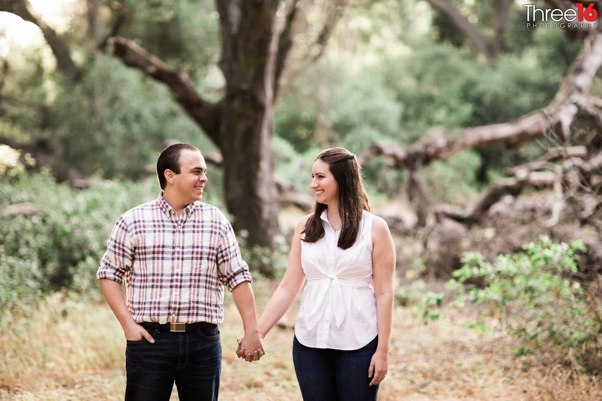 Thomas F. Riley WIlderness Park Engagement Trabuco Canyon