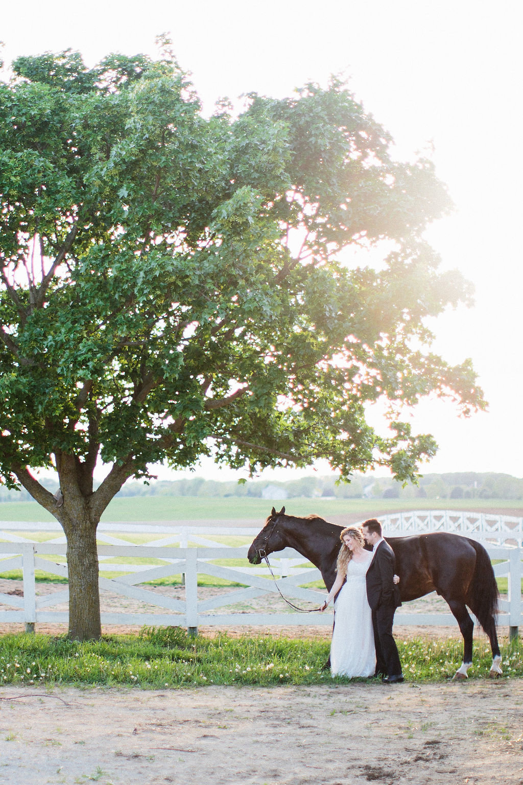 Kristina Lorraine Photography Lake Geneva Dunham Woods Riding Club Katie Jake Wedding00001