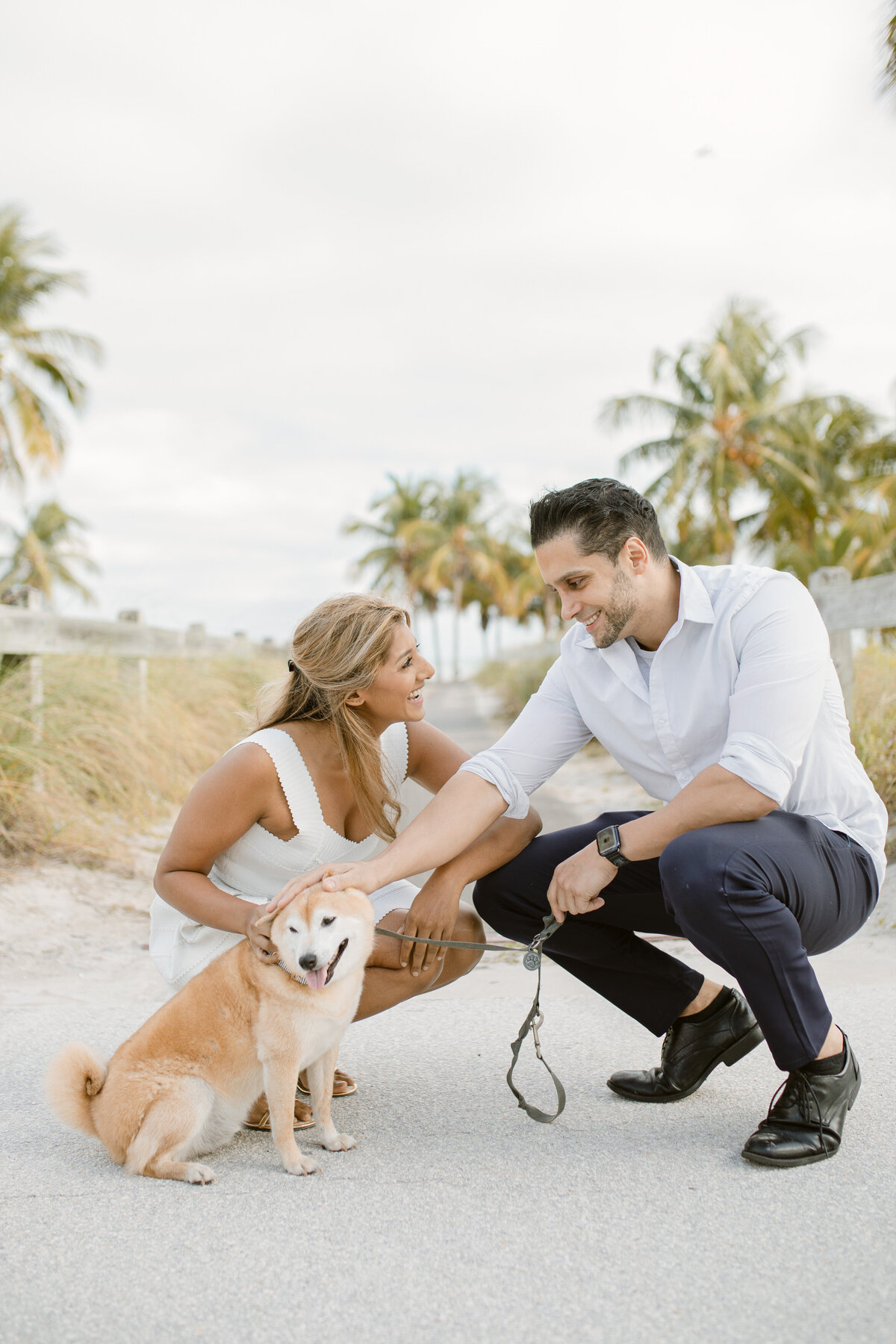 Crandon Beach Engagement Photography Session 2