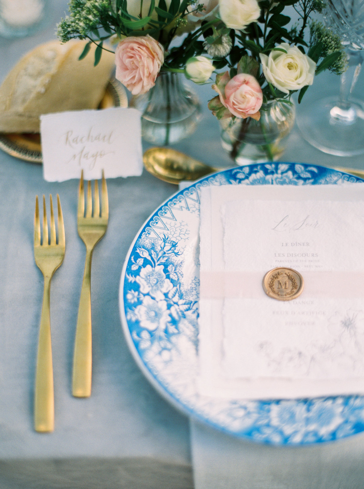 Paris France Wedding - Mary Claire Photography-27