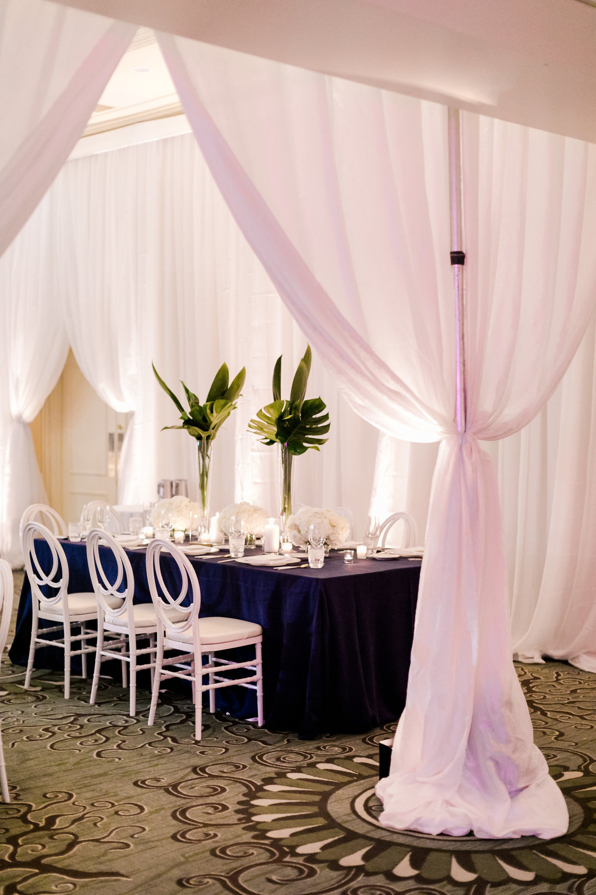 Tropical_Modern_Fairmont_Santa_Monica_Navy_Pink_Wedding_Valorie_Darling_Photography - 111 of 146