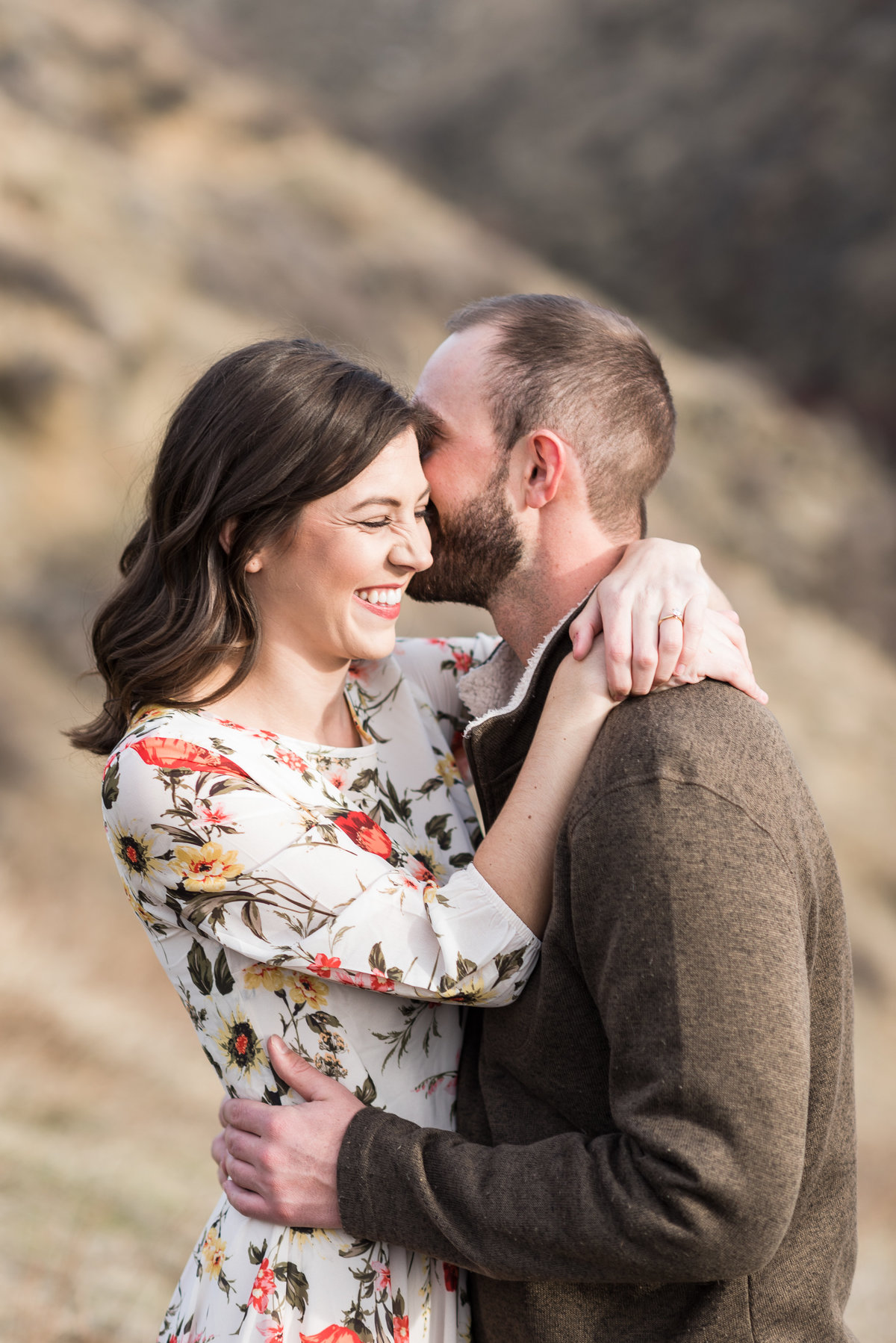 A  Winter Bogus Basin Engagement Shoot 003