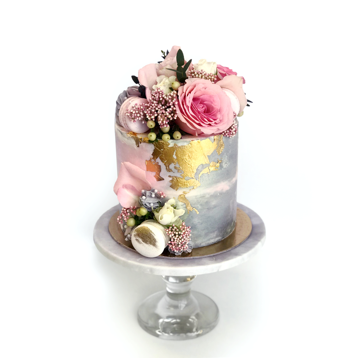 Whippt Desserts - Auction Cake May 9 Mothers Day 2
