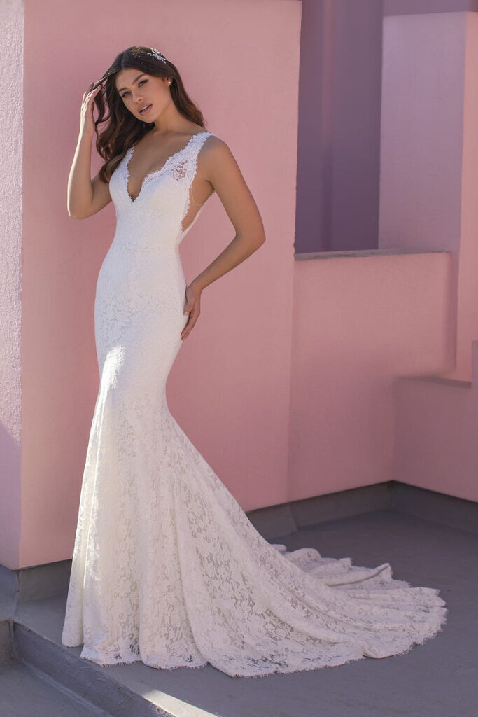 Orense by White One by Pronovias at Sash & Bustle-2