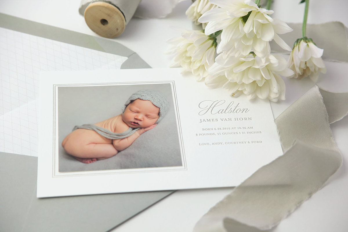 Letterpress-Birth-Announcement-grey-girl