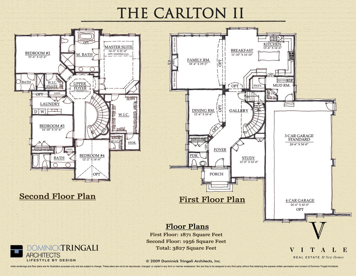 CarltonII-Floorplan